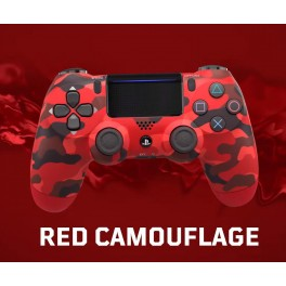 OWND PS4 V2 Red Camo