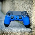 OWND PS4 V2 Soft Touch Shadow Blue